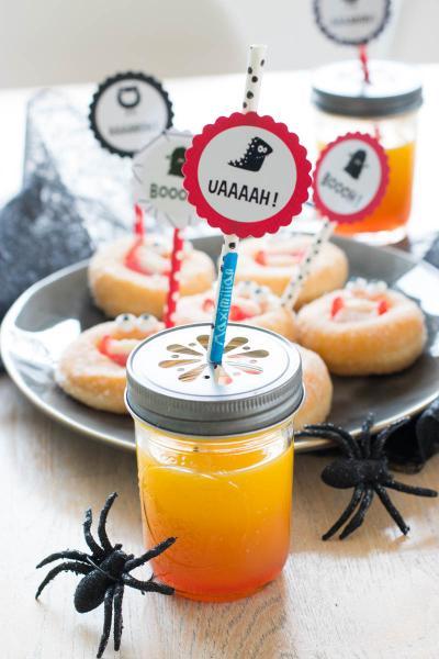 Neue Ideen für eine schaurig schöne Halloween Party