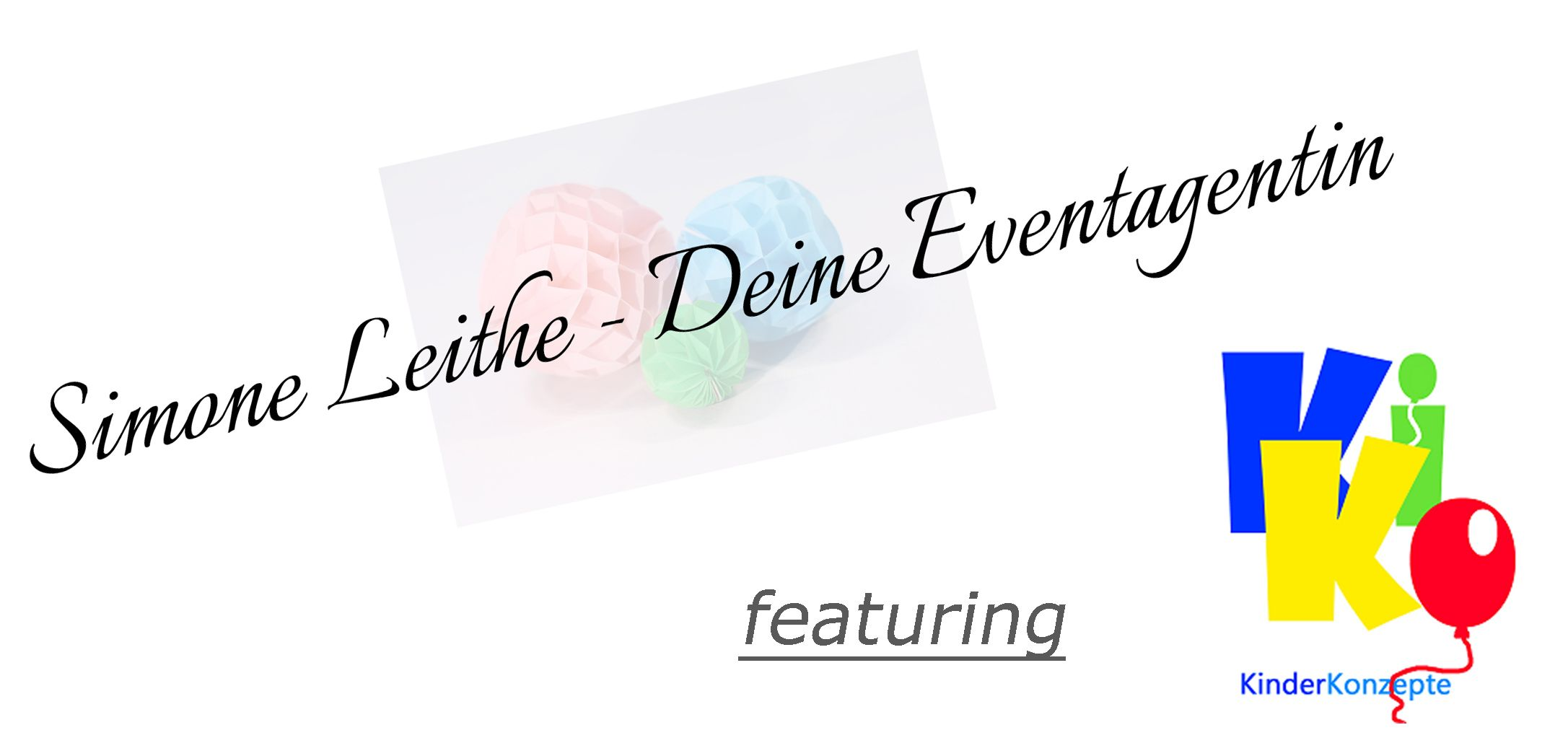 Simone Leithe ist Deine Eventagentin logo